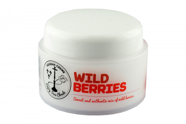 True Cloudz - Wild Berries - 75 g