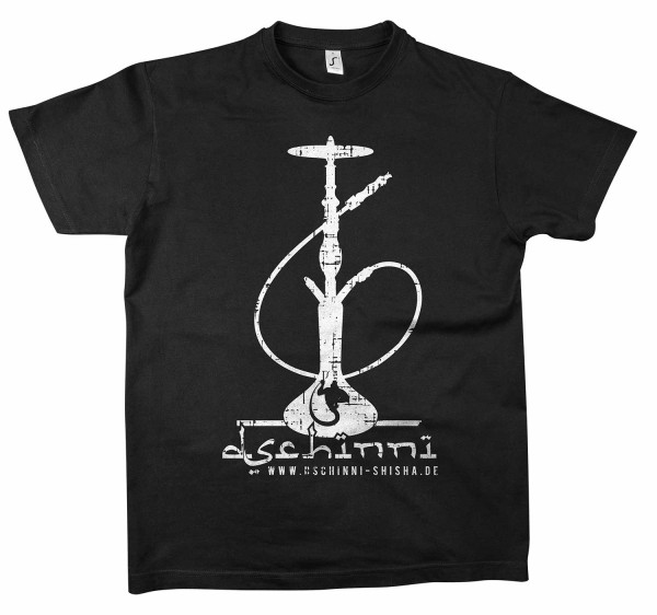 Dschinni Shirt Black Shisha