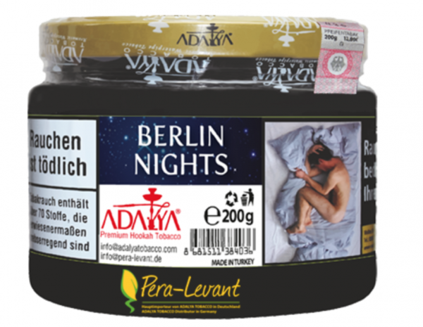 Berlin Nights 0,2 kg