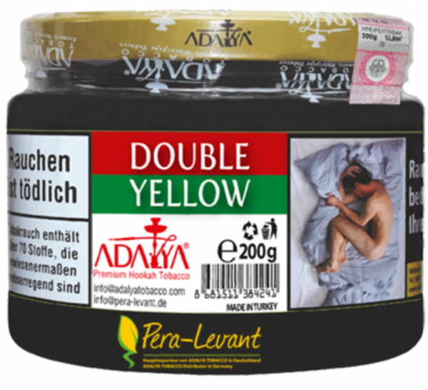 Double Yellow 0,2 kg